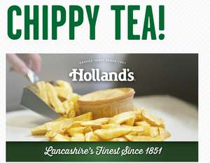 All Varieties Of Holland Pies - 55p In Tesco Express instore