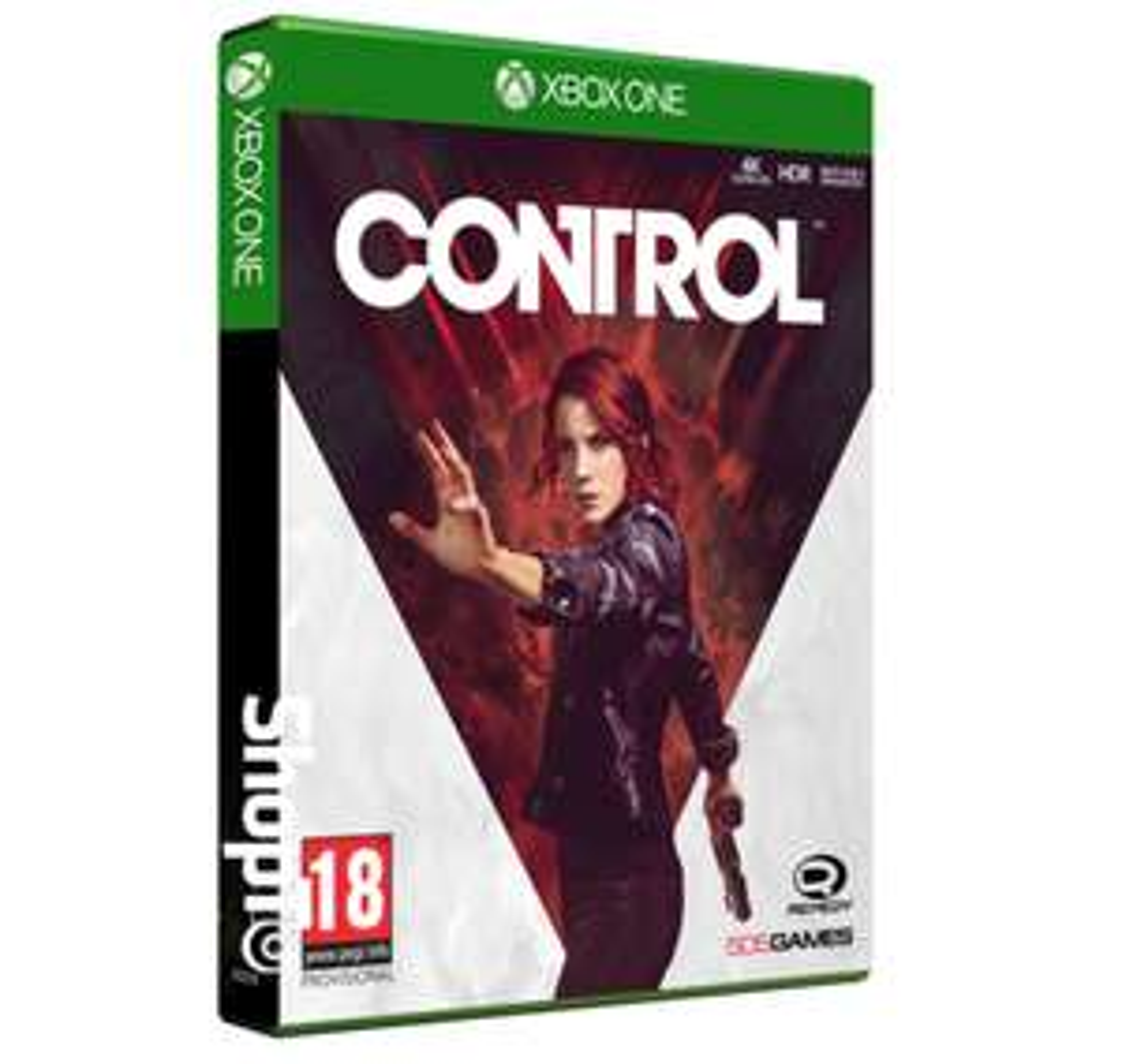 Control (Game) + Free T Shirt Xbox One Pre order - £39.85 @ ShopTo