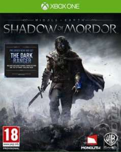 Middle-earth: Shadow of Mordor Xbox one - Used £3.23 with code at Music Magpie