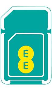 EE Sim Only - Unlimited Minutes and Texts, 20GB for £22pm (£168 cashback - effective £8pm) @ fonehouse