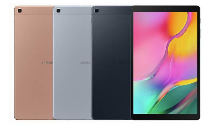 Samsung Tab A 10.1 Inch 32GB Wi-Fi Tablet - Gold, Silver, Black £169 from Argos