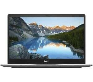 DELL Inspiron 15 7000 15.6 Inch Intel® Core i5 Laptop - 256 GB SSD, Silver - £479.97 at Currys eBay