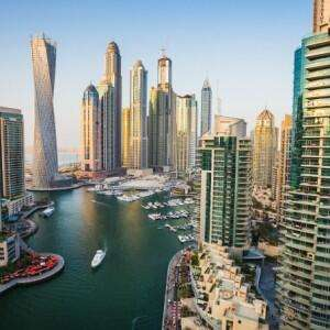 Direct return flight to Dubai (Departing LGW or Stansted / Sep departures / Incl 15kg hold luggage/ Emirates) £288 @ Skyscanner/ NetFlights