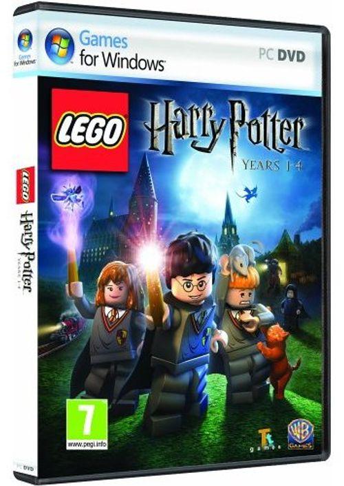Lego Harry Potter: Episodes 1-4 (PC) £1.89 at CDKeys