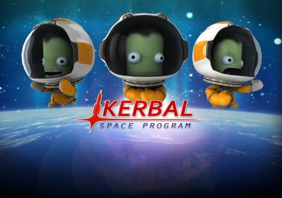 Buy Kerbal Space Program Steam CD Key £4.63 at Gamivo