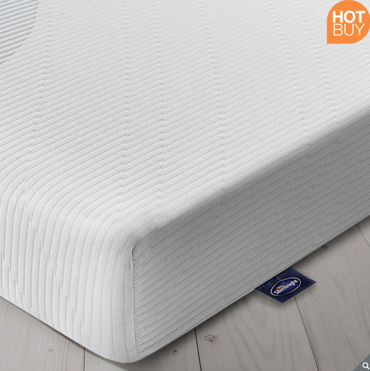 Memory foam mattressfrom £89.89 delivered @ Costco