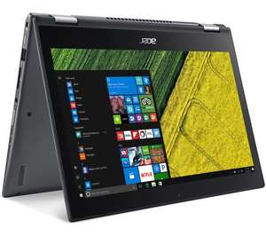 """Acer Spin 5, 13.3"""", 8th Gen Core i5, 256GB SSD, 8GB RAM - £599 @ Currys PC World"""