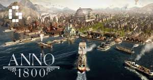 ANNO 1800 Free To Play Until 25/08 @ UbiSoft