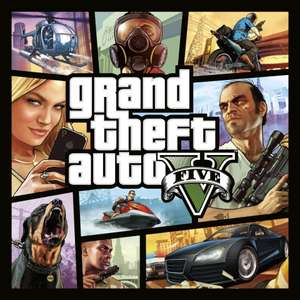 Grand Theft Auto V (PS3) £6.39 / San Adreas £5.19 @ PlayStation Network