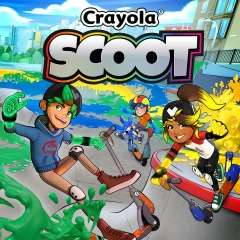 Crayola Scoot PS4 £2.49 @ Playstation Store
