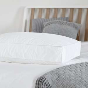 2x Scandinavian Feather Co. Oriental Duck Feather Pillows £13.99 with Free Delivery @ Sleepseeker