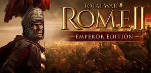 Total War Promo Sale - up to 75% off at Gamesplanet (Total War Rome II Emperor Edition £7.50)