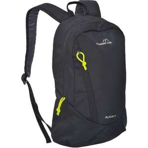 Rucksacks from £2.70 with code @ Go Outdoors Eg Freedomtrail Active 10 Daysack £2.70 (Free C&C or £4.95 delivery)