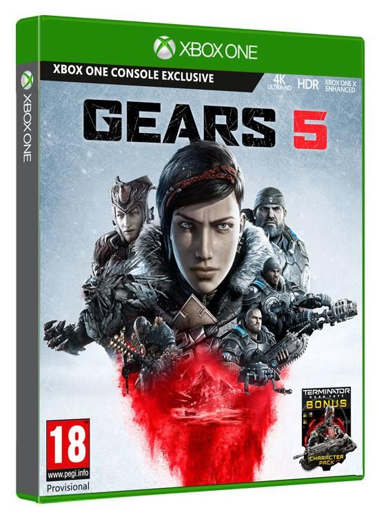 Gears 5 + Terminator Dark Fate Character Pack - Xbox One - £37.85 - Shopto