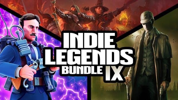 [Steam] Indie Legends IX Bundle - From 99p - Fanatical