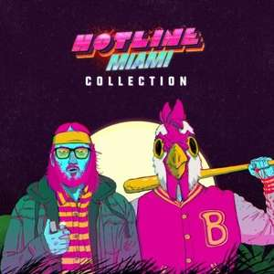 [PS4] Hotline Miami Collection Inc 1&2 - £3.99 @ PlayStation Store