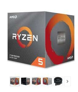 AMD Ryzen 5 3600X 3.8GHz 6x Core Processor, £205.98 delivered at AriaPC