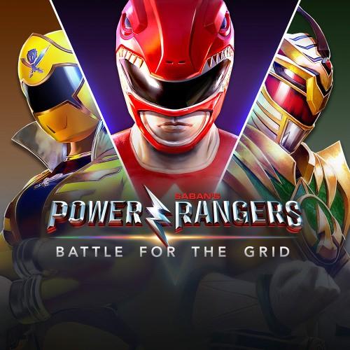 Power Rangers: Battle for the Grid - Nintendo Switch (Digital) £10.79 - Nintendo