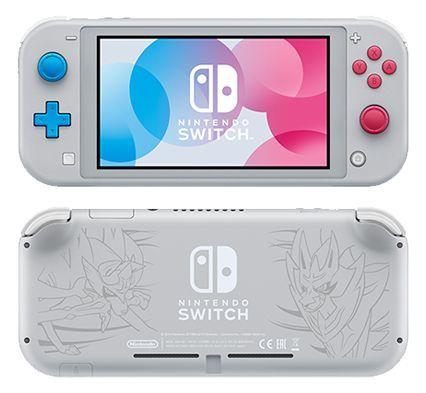 Nintendo Switch Lite: Zacian and Zamazenta Edition - £189.85 Delivered @ Shopto