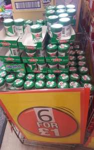Trebor Mighties Mints 6 tubs for £1 Poundland Leytonstone