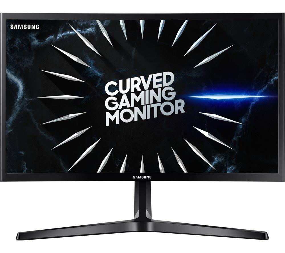 "Samsung C24RG5 23.5"" Full HD Freesync 144Hz Curved Monitor, £159 at Currys"