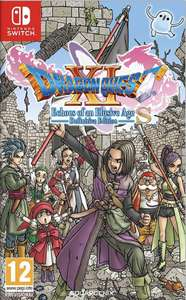 DRAGON QUEST® XI S: Echoes of an Elusive Age – Definitive Edition (free demo) (Switch) @ Nintendo eshop