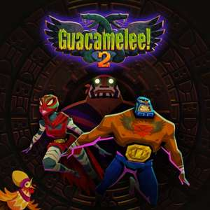 Guacamelee 2 (PS4) £7.39 / Guacamelee! 2 Complete £7.99 / @ PlayStation Network