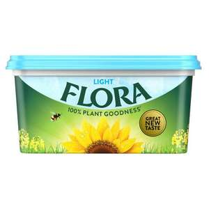 Flora Light Spread 1kg  for £1.50 @ Iceland