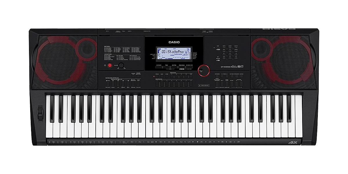 Casio CT-X3000 Home Keyboard - £205 @ Amazon UK