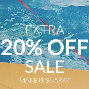 Free delivery plus 20% extra off sale online at White Stuff