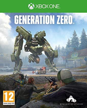 Free Play Days: Generation Zero Xbox One from Microsoft Store