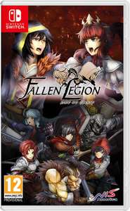 Fallen Legion: Rise to Glory (Nintendo Switch) £17.46 (Prime) £20.45 (Non-Prime) Delivered @ Amazon