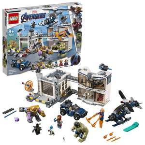 LEGO 76131 Avengers Compound Battle now £67.99 delivered at Amazon
