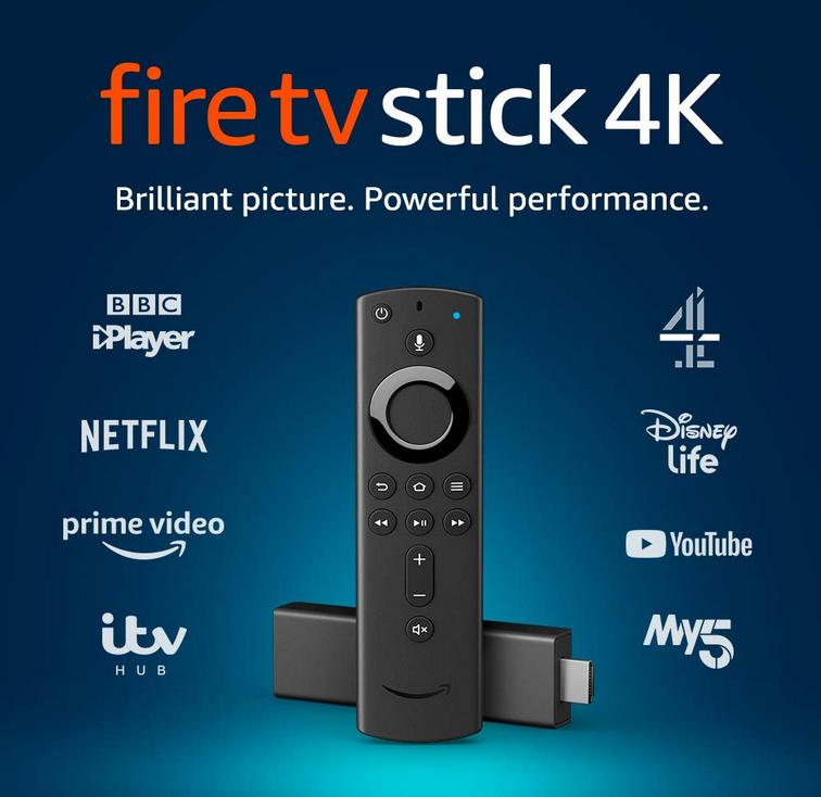 Amazon Fire TV Stick Deals ⇒ Cheap Price, Best Sales in UK