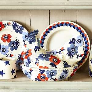 20% off all Emma Bridgewater pottery online over Bank Holiday weekend