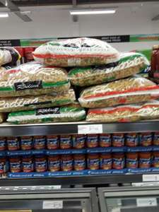 Fusilli Pasta 5kg £3.99 or 15kg for £10 instore at FarmFoods
