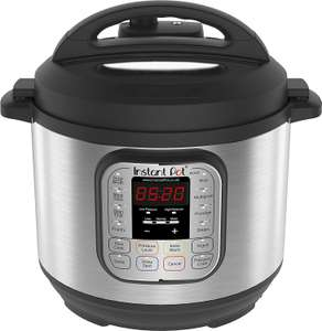 Instant Pot Duo V2 7-in-1 Electric Pressure Cooker, 6 Qt, 5.7L £69.99 at Amazon