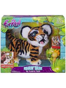FurReal Tyler the Tiger £49.99 @ John Lewis & Partners
