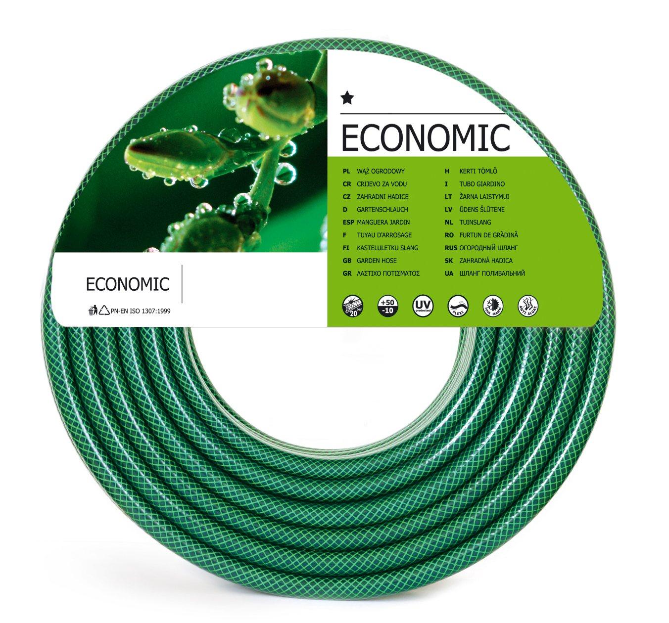 Cellfast ECONOMIC Garden Hose now £4.13 add-on item at Amazon