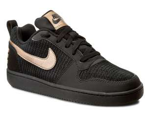 Women's Nike Court Borough low trainers £10 In Store at Nike Outlet Castleford see post for more examples
