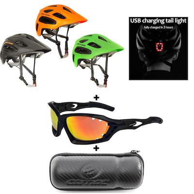 Cheap helmet bundle deal £25 @ Planet X