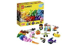 LEGO Classic Bricks and Eyes 11003 Building Kit - 11003 at Argos for £9.99