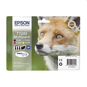 Epson fox and cheetah printer ink £3.00  £5.00 instore @ Sainsburys Slough.