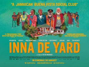 """Free Film Preview Tickets at Picturehouse Cinemas """"Inna De Yard"""""""