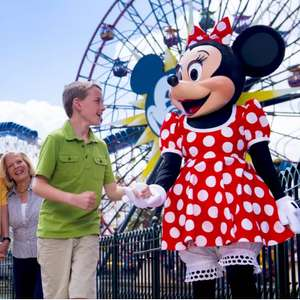 25% off Disney tickets - Disney 14 day £330 Disney 21 day £371 using code @ Expedia