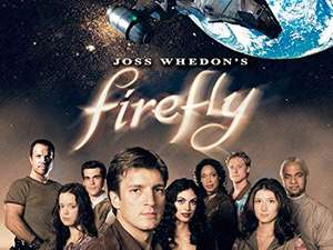 Amazon Video - Firefly complete series £4.99 (or free with Amazon Prime)