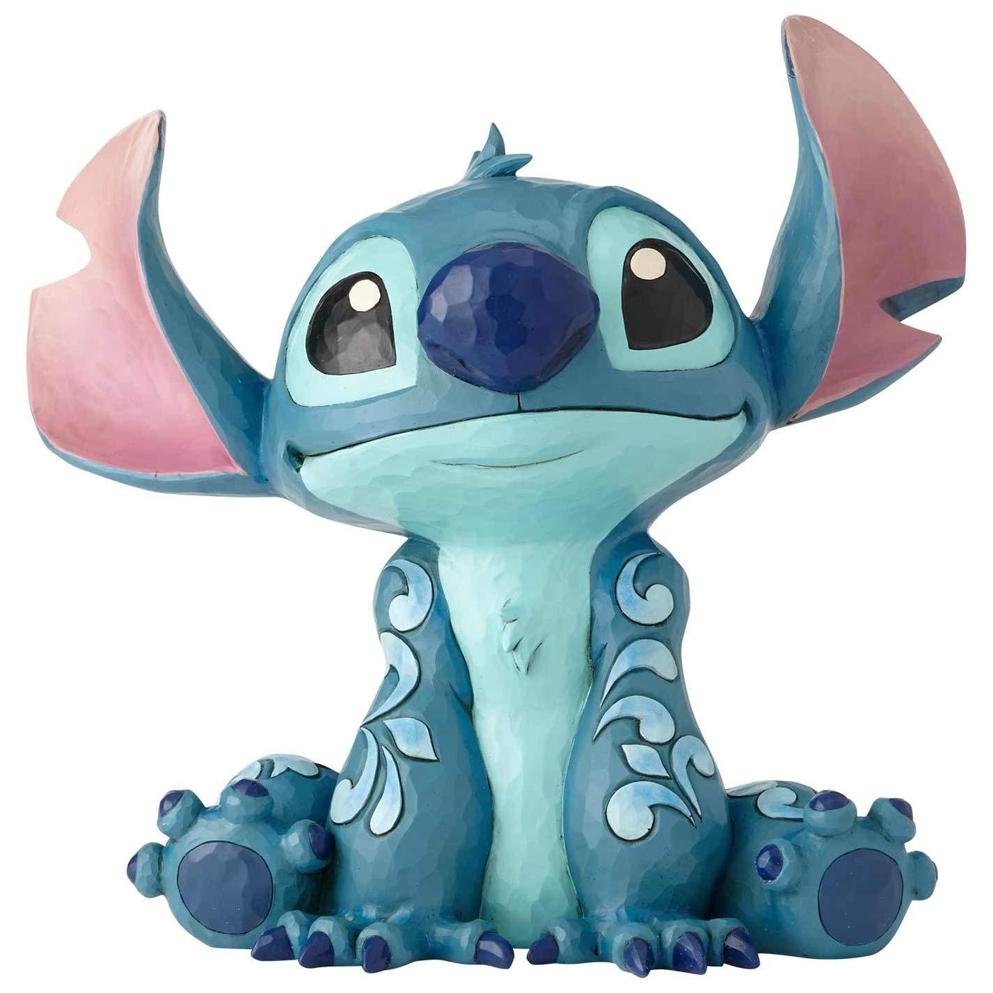Disney Traditions Big Trouble Stitch Statement Figurine Resin Multi-Colour 6 x 23 x 36 cm @ Amazon £62.99 Delivered