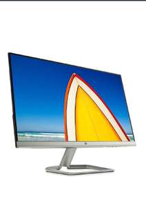 HP 24f Display Full HD (1920 x 1080) 23.7 Inch Monitor (5 ms, 1 VGA, 1 HDMI 2.0) - Bezel Stand: Silver; Rear Cover: Black - £99 @ Amazon