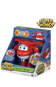 Amazon warehouse - Super Wings – Jett with Voice Recorder and Sounds - £8.30 Used, Very Good / +£4.49 non Prime
