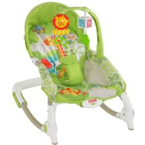 Fisher Price Newborn-to-Toddler Portable Rocker now £32.29 delivered using code that gives 5% Off everything @ Bargain Max